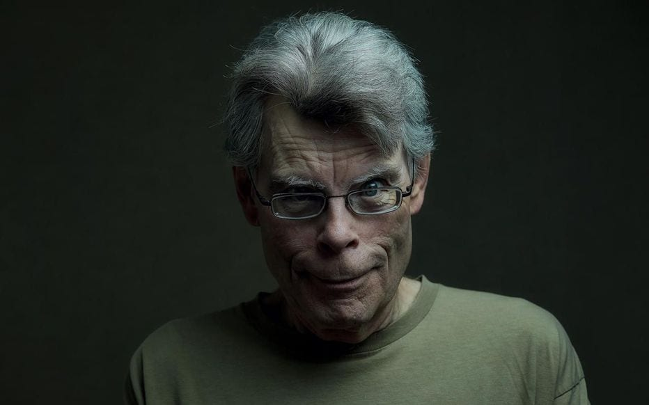 Advice from Stephen King