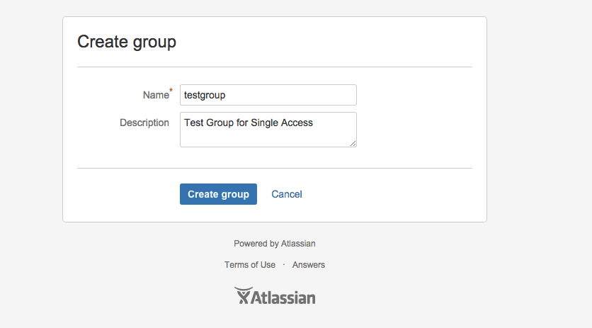 Create a Jira Group for Single Project Access
