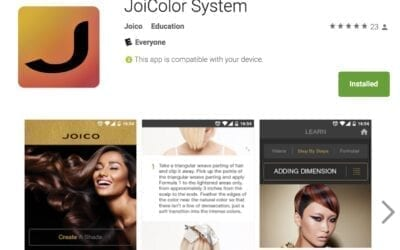 The Ratings on AllCode's Android JoiColor System App are Pretty Amazing