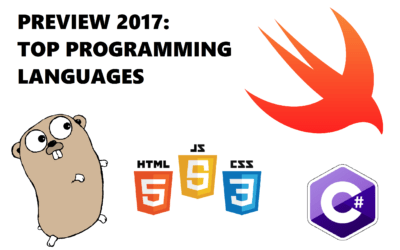 Preview 2017: Top Programming Languages