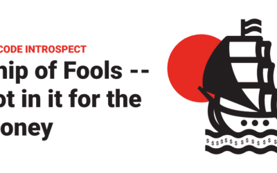 Ship of Fools — not in it for the money