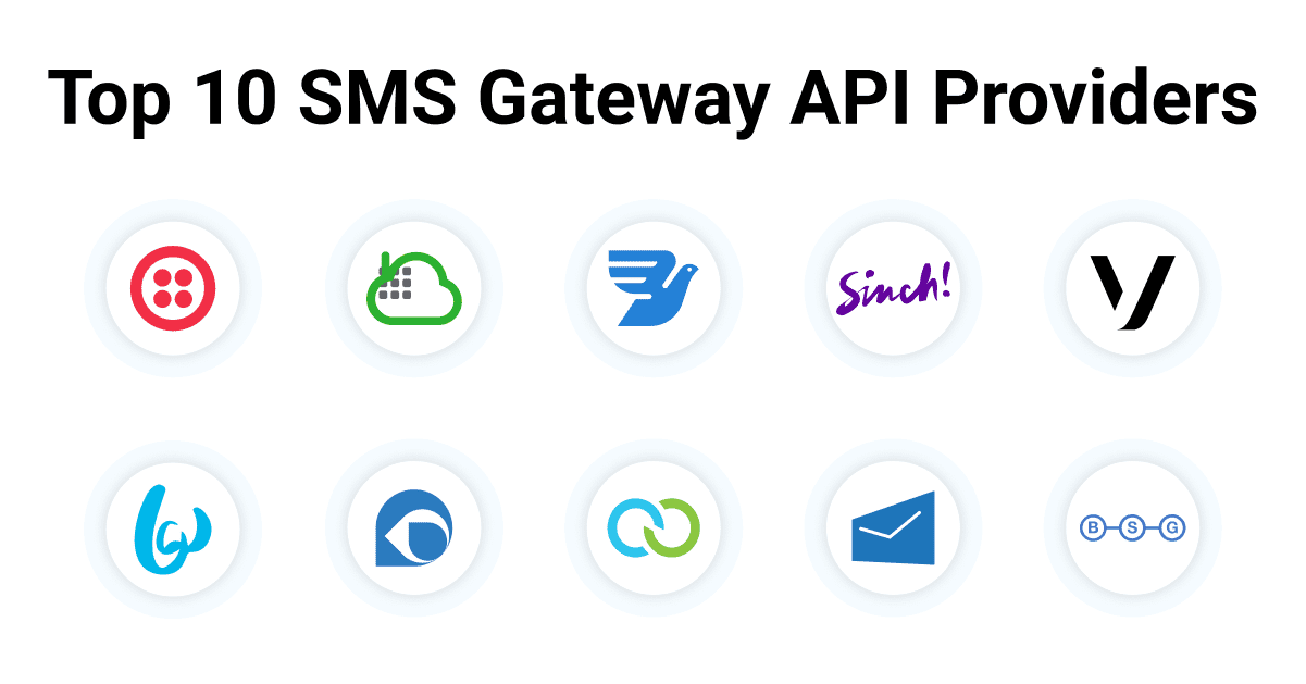 SMS Gateway Providers